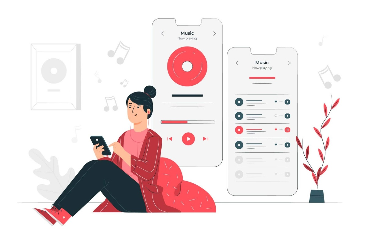 Best Music Apps for Android and Apple.
