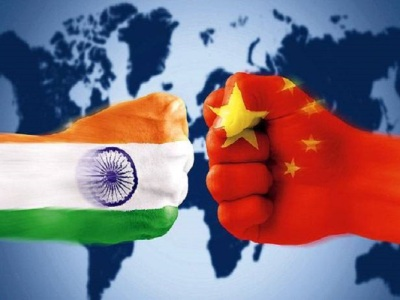 India China economic dispute