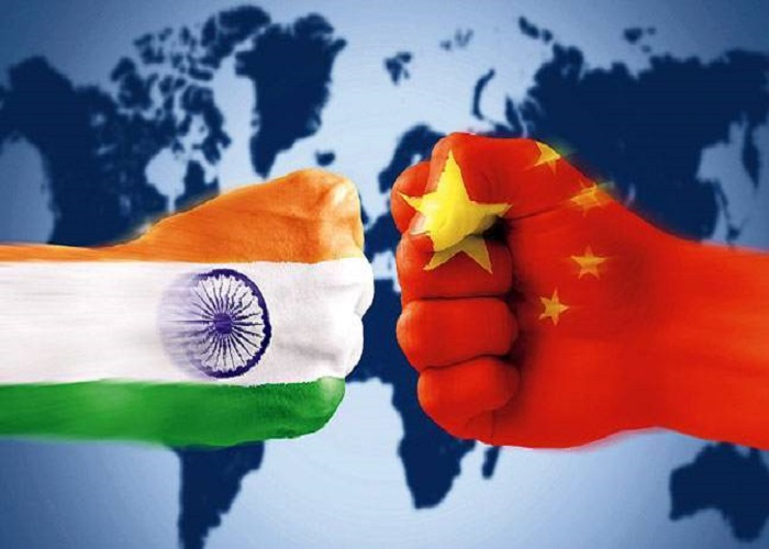 India China economic dispute