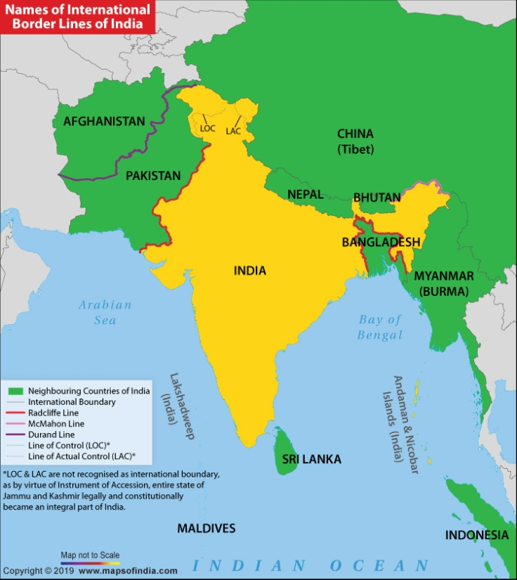 India-China Stand-off